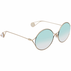 Gucci GG0253S 004 58 GG0253 Ladies  Sunglasses