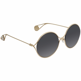 Gucci GG0253SA 001 60 GG0253SA Ladies  Sunglasses