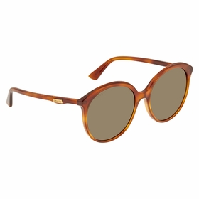 Gucci GG0257S 002 59 GG0257 Ladies  Sunglasses