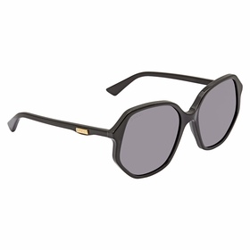 Gucci GG0258S 001 56 GG0258 Ladies  Sunglasses