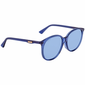 Gucci GG0261SA 003 57  Ladies  Sunglasses