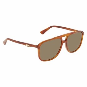 Gucci GG0262S 002 58 GG0262 Mens  Sunglasses