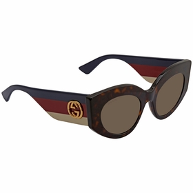 Gucci GG0275S 002 50 GG0275 Ladies  Sunglasses