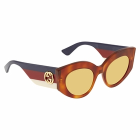 Gucci GG0275S 003 50 GG0275 Ladies  Sunglasses