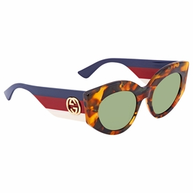 Gucci GG0275S 004 50 GG0275 Ladies  Sunglasses