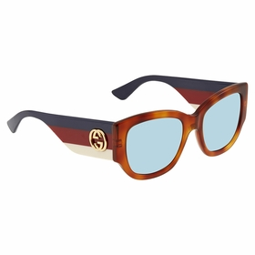 Gucci GG0276S 003 53 GG0276 Ladies  Sunglasses