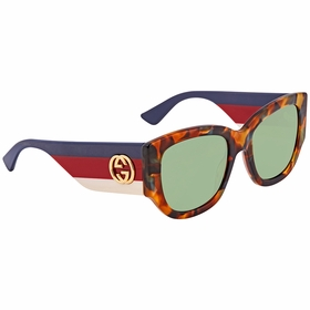 Gucci GG0276S 004 53 GG0276 Ladies  Sunglasses