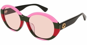 Gucci GG0279SA 005 57  Ladies  Sunglasses