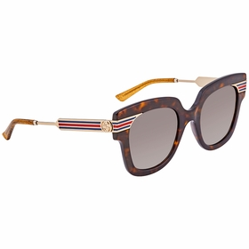 Gucci GG0281S 002 50 GG0281 Ladies  Sunglasses