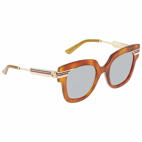 Gucci GG0281S 003 50 GG0281 Ladies  Sunglasses