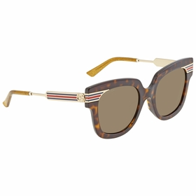 Gucci GG0281SA 002 51 GG0281SA Ladies  Sunglasses