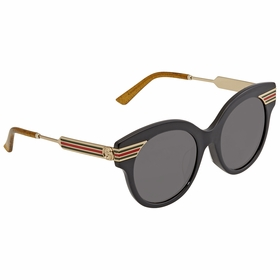 Gucci GG0282SA 001 52 GG0282SA Ladies  Sunglasses