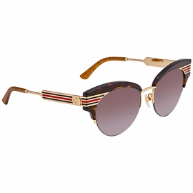 Gucci GG0283S 002 53 GG0283 Ladies  Sunglasses