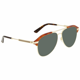 Gucci GG0288SA 003 60  Mens  Sunglasses