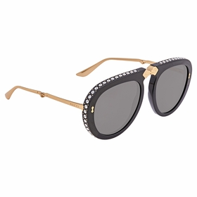 Gucci GG0307S 001 56 GG0307 Ladies  Sunglasses