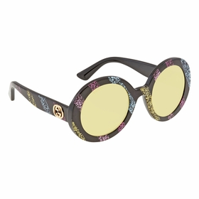 Gucci GG0319S 004 52 GG0319S Ladies  Sunglasses