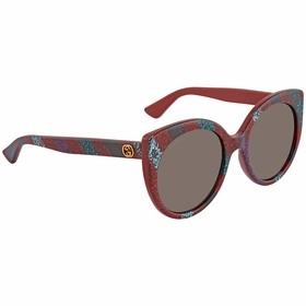 Gucci GG0325S 005 55  Ladies  Sunglasses