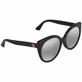 Gucci GG0325SA 001 57 GG0325SA Ladies  Sunglasses