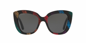 Gucci GG0327S 003 52  Ladies  Sunglasses