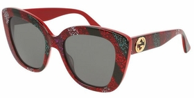 Gucci GG0327S00552  Ladies  Sunglasses