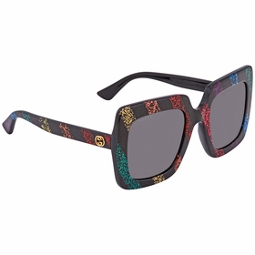 Gucci GG0328S 003 53 GG0328 Ladies  Sunglasses