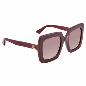Gucci GG0328S00653 GG0328 Ladies  Sunglasses