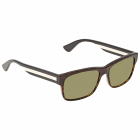 Gucci GG0340S 003 56 GG0340 Mens  Sunglasses