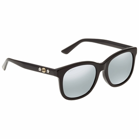 Gucci GG0346SA 001 53 GG0346SA Ladies  Sunglasses