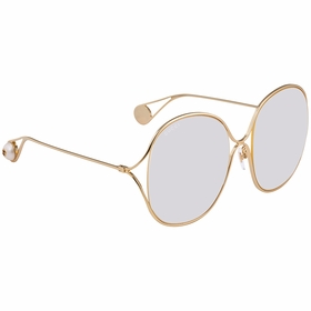 Gucci GG0362S 001 57 GG0362 Ladies  Sunglasses
