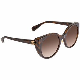 Gucci GG0369S 002 54 GG0369 Ladies  Sunglasses