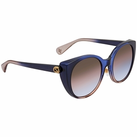 Gucci GG0369S 004 54 Injection Ladies  Sunglasses