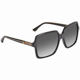 Gucci GG0375S 001 56 GG0375 Ladies  Sunglasses
