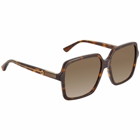 Gucci GG0375S 002 56 GG0375 Ladies  Sunglasses