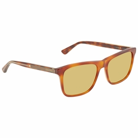 Gucci GG0381S 005 55  Mens  Sunglasses