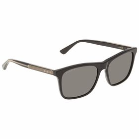 Gucci GG0381S 007 57 GG0381 Mens  Sunglasses