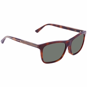 Gucci GG0381SA 003 56  Mens  Sunglasses