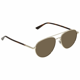 Gucci GG0388SA 003 56  Mens  Sunglasses