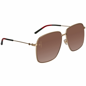 Gucci GG0394S 002 61 GG0394 Ladies  Sunglasses