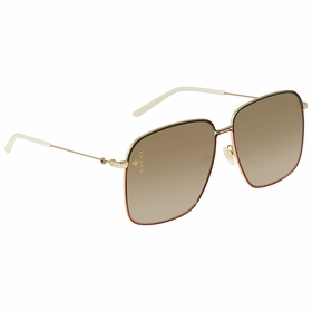 Gucci GG0394S 003 62  Ladies  Sunglasses