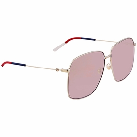 Gucci GG0394S 004 62  Ladies  Sunglasses