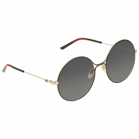 Gucci GG0395S 001 58  Ladies  Sunglasses