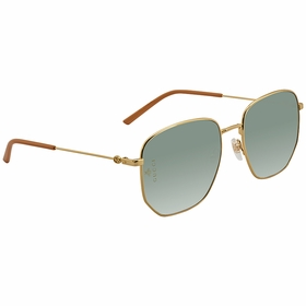 Gucci GG0396S 002 56  Ladies  Sunglasses