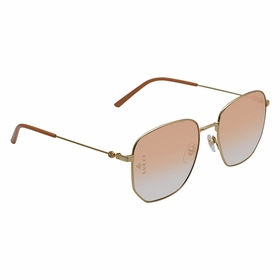 Gucci GG0396S 003 56  Ladies  Sunglasses