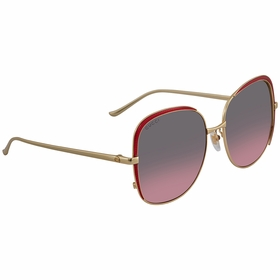 Gucci GG0400S 003 58  Ladies  Sunglasses