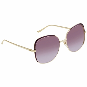 Gucci GG0400S 005 58  Ladies  Sunglasses