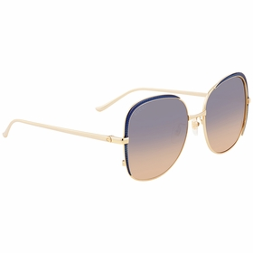 Gucci GG0400S 006 58  Ladies  Sunglasses