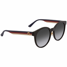 Gucci GG0416SK 001 55  Ladies  Sunglasses