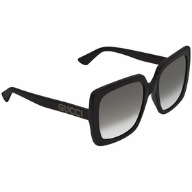 Gucci GG0418S 001 54 GG0418 Ladies  Sunglasses