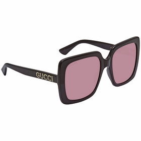 Gucci GG0418S 002 54  Ladies  Sunglasses
