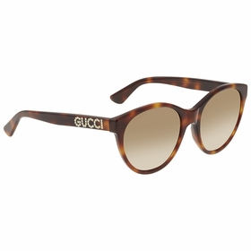 Gucci GG0419S00354 GG0419 Ladies  Sunglasses